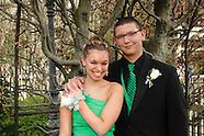 2013 - Before prom photos at Wegerzyn Gardens MetroPark