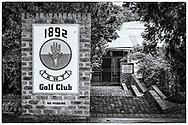 07-11-2017 Foto's genomen tijdens een persreis naar Buffalo City, een gemeente binnen de Zuid-Afrikaanse provincie Oost-Kaap. King Williams Town Golf Club - Ingang