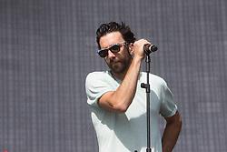 June 16, 2017 - Monza, Italy, Italy - Italian band Ex-Otago live at I-Days festival, Monza. (Credit Image: © Mairo Cinquetti/Pacific Press via ZUMA Wire)