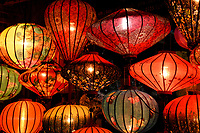 Hoi An, Vietnam, Lantern Festival at Full Moon