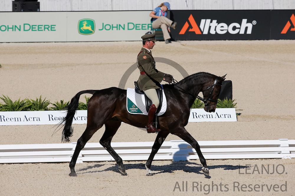 Geoff Curran - The Jump Jet<br /> Alltech FEI World Equestrian Games <br /> Lexington - Kentucky 2010<br /> © DigiShots