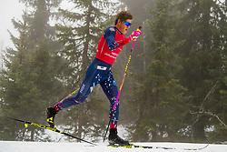 November 16, 2018 - BeitostØLen, NORWAY - 181116 Johannes Høsflot Klæbo of Norway competes in the men's 15km classic technique interval start during Beitosprinten 2018 on November 16, 2018 in Beitostølen..Photo: Vegard Wivestad Grøtt / BILDBYRÃ…N / kod VG / 170248 (Credit Image: © Vegard Wivestad GrØTt/Bildbyran via ZUMA Press)