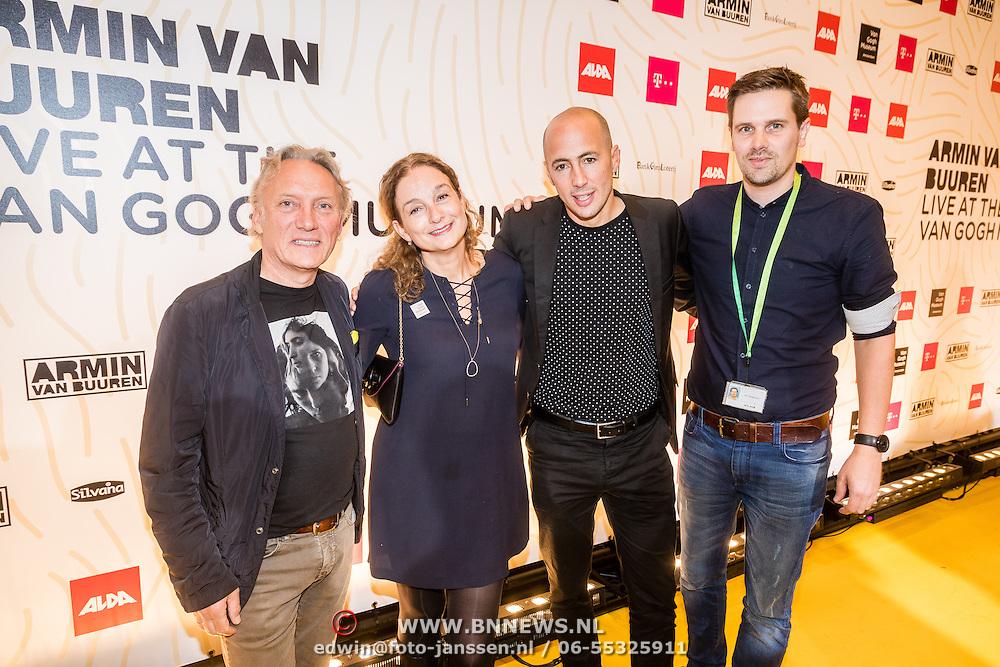 NLD/Amsterdam/20161021 - Armin van Buuren Live at the Van Gogh Museum, Wim van Gogh