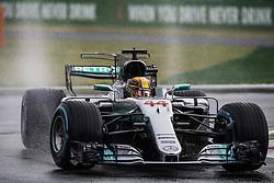 September 2, 2017 - Monza, Italy - Motorsports: FIA Formula One World Championship 2017, Grand Prix of Italy, .#44 Lewis Hamilton (GBR, Mercedes AMG Petronas F1 Team) (Credit Image: © Hoch Zwei via ZUMA Wire)