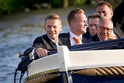 Gal Edward, Kuipers Doron, Ehrens Rob, <br /> EC Rotterdam 2019<br /> © Hippo Foto - Sharon Vandeput<br /> 19/08/19