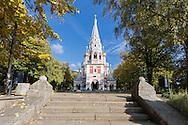 Russian church in Shipka village