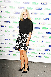 © Licensed to London News Pictures. 23/09/2013. LONDON. Katherine Jenkins, MacMillan De'Longhi Art Auction, Royal College of Art, London UK, 23 September 2013 Photo credit : Brett D. Cove/Piqtured/LNP