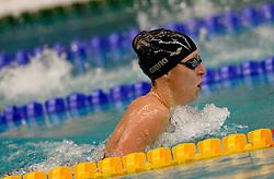 12-12-2014 NED: Swim Cup 2014, Amsterdam<br /> Marjolein Delno 400m medley