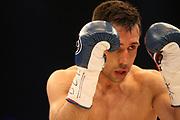 BOXEN: Middleweight, Felix Sturm - Predrag Radosevic, Dortmund, 06.07.2013<br /> Felix Sturm (GER)<br /> ©Torsten Helmke