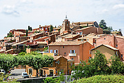 Roussillon is a commune in the Vaucluse department in the Provence-Alpes-Côte d'Azur region in southeastern France.