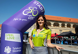Start during 2nd Stage of 26th Tour of Slovenia 2019 cycling race between Maribor and Celje (146,3 km), on June 20, 2019 in  Slovenia. Photo by Vid Ponikvar / Sportida