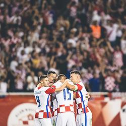 20210907: CRO, Football - UEFA European Qualifier, Croatia vs Slovenia