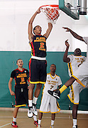April 8, 2011 - Hampton, VA. USA; Darrick Woods participates in the 2011 Elite Youth Basketball League at the Boo Williams Sports Complex. Photo/Andrew Shurtleff