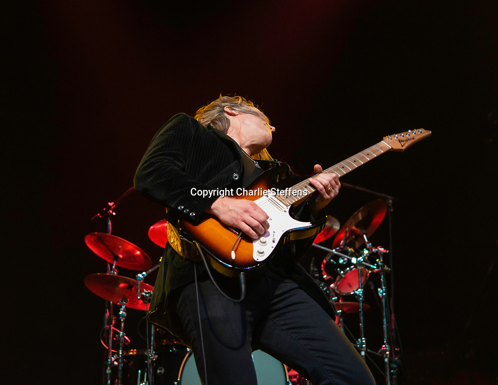 ANDY TIMMONS performing at the Ventura Majestic Theater in Ventura, California