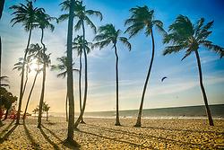 Praia de Cumbuco localizada no município de Caucaia, a 30 km da capital, Fortaleza no estado do Ceará. FOTO: Jefferson Bernardes/ Agência Preview