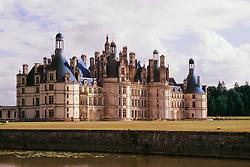July 21, 2019 - Chambord Château, Loire River Valley, France (Credit Image: © Bilderbuch/Design Pics via ZUMA Wire)