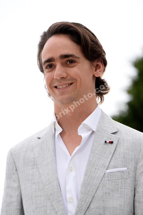 Esteban Gutirrez (Mercedes) at Amber Lounge fashion show before the 2019 Monaco Grand Prix. Photo: Grand Prix Photo