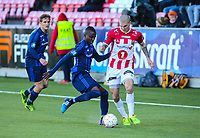 FotballTippeligaenTromsø IL vs Stabæk30.04.15Ville Jalasto, StabækKamal Issah, StabækZdenek Ondrasek, TromsøFoto: Tom Benjaminsen / Digitalsport