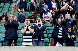Bristol Rugby fans at Twickenham - Mandatory by-line: Robbie Stephenson/JMP - 03/09/2016 - RUGBY - Twickenham - London, England - Harlequins v Bristol Rugby - Aviva Premiership London Double Header