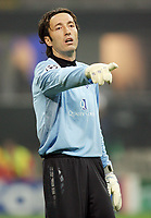 "Arian Beqaj (Anorthosis)<br /> Milano 22/10/2008 Stadio ""Giuseppe Meazza"" <br /> Champions League 2008/2009<br /> Inter-Anorthosis (1-0)<br /> Foto Luca Pagliaricci Insidefoto"