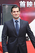 SHANGHAI, CHINA - JUNE 19: (CHINA OUT) <br /> <br /> Actor Henry Cavill attends 'Man of Steel' premiere<br /> <br /> Actor Henry Cavill attends 'Man of Steel' premiere during the 16th Shanghai International Film Festival at Shanghai Xintiandi on June 19, 2013 in Shanghai, China. <br /> ©Exclusivepix
