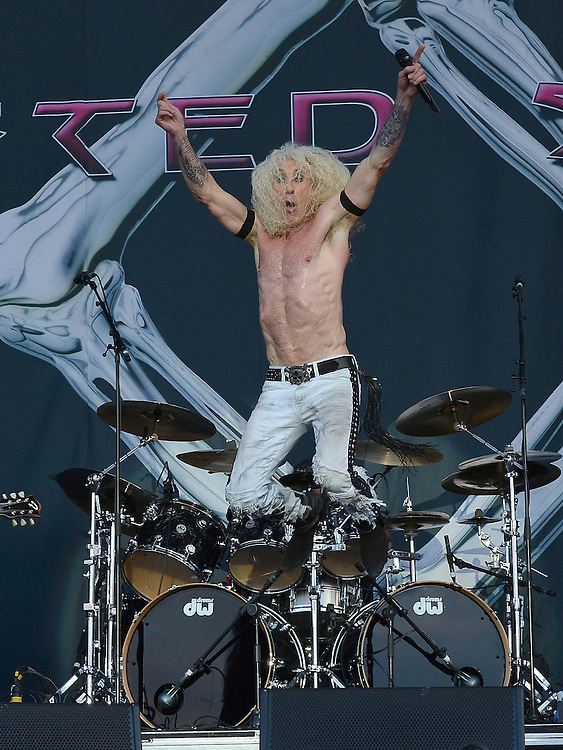 Download Festival    <br /> Twisted Sister Dee Snider <br /> Pix Dave Nelson