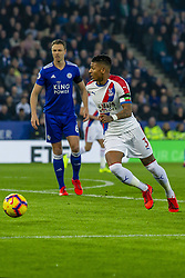 February 23, 2019 - Leicester, England, United Kingdom - Patrick van Aanholt of Crystal Palace during the Premier League match between Leicester City and Crystal Palace at the King Power Stadium, Leicester on Saturday 23rd February 2019. (Credit Image: © Mi News/NurPhoto via ZUMA Press)