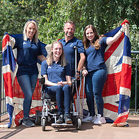 Paralympic Equestrian Team Announcement - Tokyo 2020 - BEF Images