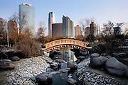SHANGAI, CHINA - 24/01/2008 - CORPORATE - Shangai park..© Christophe Vander Eecken
