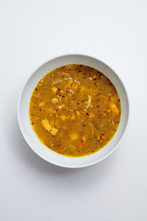 Pozole Verde from Soup Kitchen Cafe ($7.00)