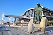 Israel, Herzliya, Arena shopping mall in the Marina, .