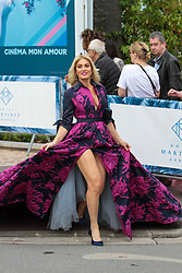 Hofit Golan sighted outside Hotel Martinez in Cannes, France. 19 May 2019 Pictured: Hofit Golan. Photo credit: MEGA TheMegaAgency.com +1 888 505 6342