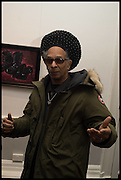 DON LETTS, Private view, Paul Simonon- Wot no Bike, ICA Nash and Brandon Rooms, London. 20 January 2015