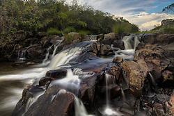 Afluente da cachoeira Véu de Noiva, em Encruzilhada do Sul. FOTO: Jefferson Bernardes/Preview.com