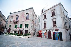 Polignano, piazza Vittorio Emanuele II