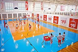 Treino no ADC Bradesco Esporte e Educação, em Osasco. FOTO: Jefferson Bernardes/Preview.com