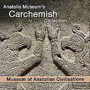 Karkamıs Hittite Artefacts of Museum of Anatolian Civilisations Ankara -
