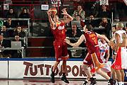 DESCRIZIONE : Varese Lega A 2009-10 Cimberio Varese Lottomatica Virtus Roma<br /> GIOCATORE : Angelo Gigli<br /> SQUADRA : Lottomatica Virtus Roma<br /> EVENTO : Campionato Lega A 2009-2010 <br /> GARA : Cimberio Varese Lottomatica Virtus Roma<br /> DATA : 20/12/2009<br /> CATEGORIA : Rimbalzo<br /> SPORT : Pallacanestro <br /> AUTORE : Agenzia Ciamillo-Castoria/G.Cottini<br /> Galleria : Lega Basket A 2009-2010 <br /> Fotonotizia : Varese Campionato Italiano Lega A 2009-2010 Cimberio Varese Lottomatica Virtus Roma<br /> Predefinita :
