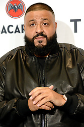 October 17, 2017 - New York, NY, USA - October 17, 2017  New York City..DJ Khaled attending TIDAL X: Brooklyn at Barclays Center of Brooklyn on October 17, 2017 in New York City. (Credit Image: © Kristin Callahan/Ace Pictures via ZUMA Press)