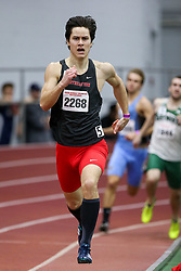 Lin, Northeastern, 500, wins<br /> Boston University Athletics<br /> Hemery Invitational Indoor Track & Field