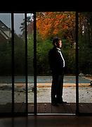 12/4/08  ATLANTA, GA,  Professor C.S. Kiang at his home in Atlanta, GA.<br /> <br /> Photograph by Michael A. Schwarz