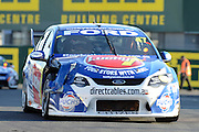 Lucky 7 Racing's Tim Slade in action during  Race 5 of the ITM 400 Hamilton,Hamilton Street Circuit, Day Two, Hamilton City ,V8 supercars,, Photo: Dion Mellow / photosport.co.nz
