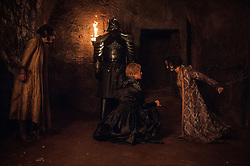 September 1, 2017 - Hafþór Júlíus Björnsson, Lena Headey, Indira Varma..'Game Of Thrones' (Season 7) TV Series - 2017 (Credit Image: © Hbo/Entertainment Pictures via ZUMA Press)