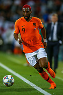 Netherlands forward Ryan Babel (Fulham) during the UEFA Nations League semi-final match between Netherlands and England at Estadio D. Afonso Henriques, Guimaraes, Portugal on 6 June 2019.