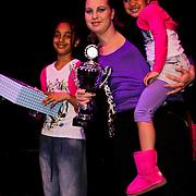 NLD/Amsterdam/20100414 - Uitreiking Mama van het Jaar 2010, inspirerenste mama van het jaar, Annemiek de Jong