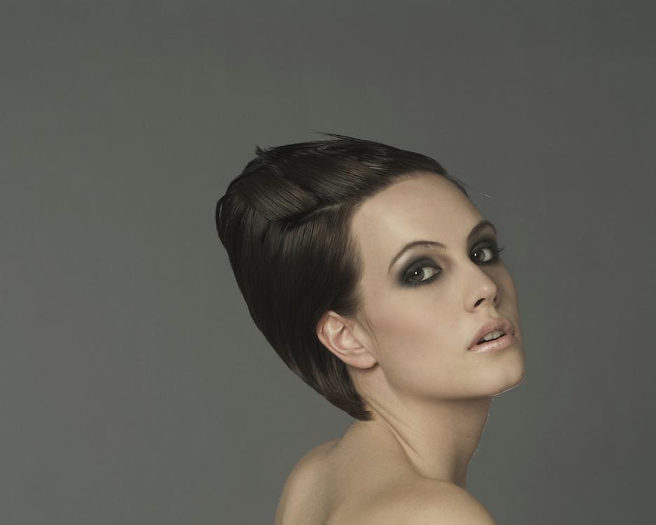 Studio / Beauty Portrait of a woman