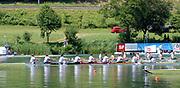 Lucerne, Switzerland.  2010 FISA World Cup. Lake Rotsee, Lucerne.  14:53:22   Sunday  11/07/2010.  [Mandatory Credit Peter Spurrier/ Intersport Images]