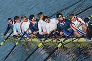 Amsterdam. NETHERLANDS. GBR M8+. 2014 FISA  World Rowing. Championships.  De Bosbaan Rowing Course . 08:40:32  Thursday  21/08/2014  [Mandatory Credit; Peter Spurrier/Intersport-images]2