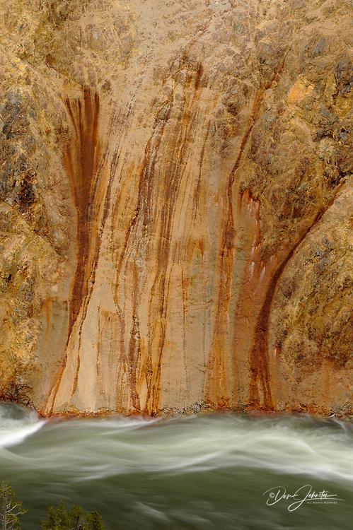 Grand Canyon of the Yellowstone, Yellowstone NP , Wyoming<br /> , USA