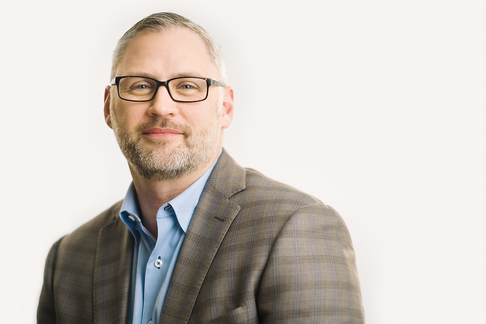 WATERTOWN, MA – MARCH 14, 2019: Matt Levesque of Athenahealth.